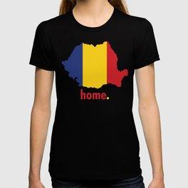 Romania Proud T-shirt
