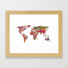 It's Your World Framed Art Print