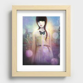 Sweet Secrets Recessed Framed Print