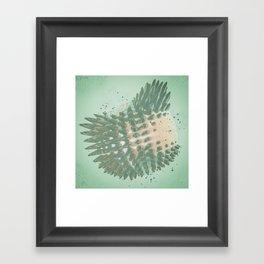 CAW CA CAUCUS Framed Art Print