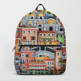 Venice, Italy Backpack