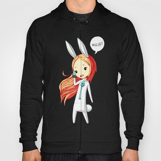 Bunny Girl 2 Hoody