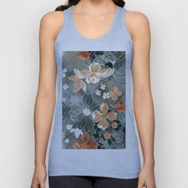Fading Colors Unisex Tank Top