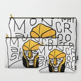 MF Doom Carry-All Pouch