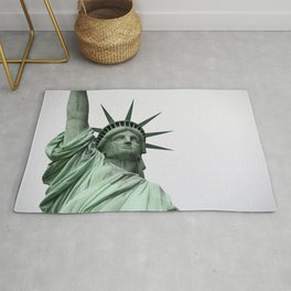 Face of Freedom Rug