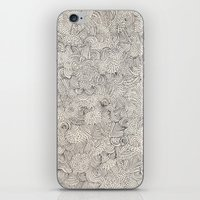 infinite iPhone & iPod Skins featuring Infinite Love by Marcelo Romero