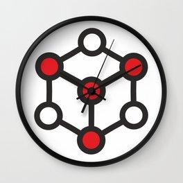 Ludodesign Wall Clock