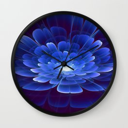 Blossom of Infinity Wall Clock
