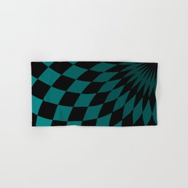 Wonderland Floor #4 Hand & Bath Towel