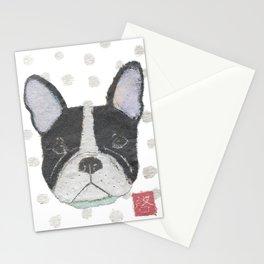 French Bulldog, FRENCHIE, Dog Stationery Cards