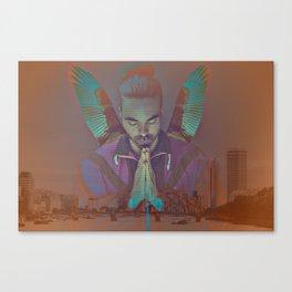 The Porotector Canvas Print
