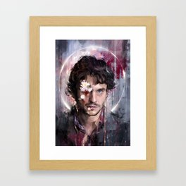 Deceit Framed Art Print