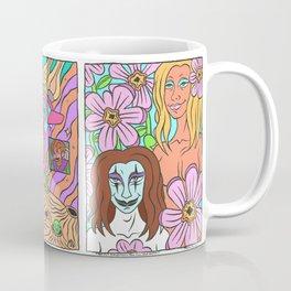 Random Cartoon Art Series 2010 Coffee Mug