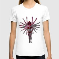 goddess T-shirts featuring Goddess by Marie Pascale L