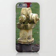 Fire Hydrant iPhone 6 Slim Case