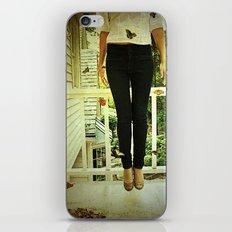 The First Butterflies iPhone & iPod Skin