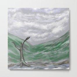 Still landscape Metal Print