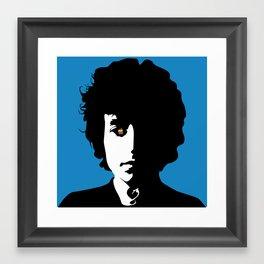 For the Love of Bob Framed Art Print
