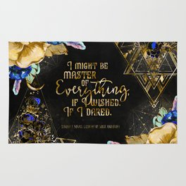 Master of Everything (ACOMAF) Rug