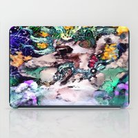 ursula iPad Cases featuring Ursula  by RDsix3