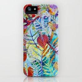 Frühling im winter iPhone Case