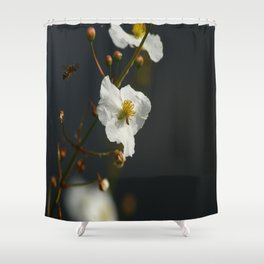 Swamp Beauty Shower Curtain