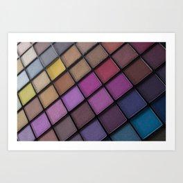 Spectrum 2 Art Print
