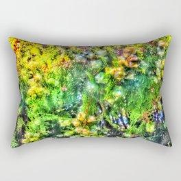 Dreamy Juniper Rectangular Pillow