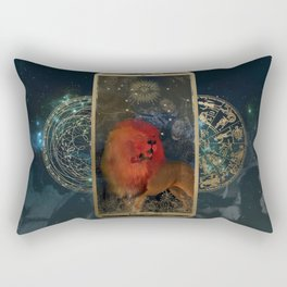 Zodiac : Leo Rectangular Pillow