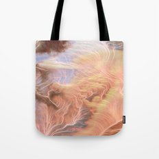 Wild is the Wind Tote Bag