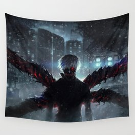 Tokyo Ghoul Wall Tapestry