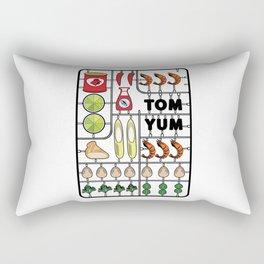 Tom Yum Assembly Kit Rectangular Pillow