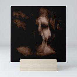Silence Mini Art Print