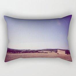 Fields of Summer Rectangular Pillow