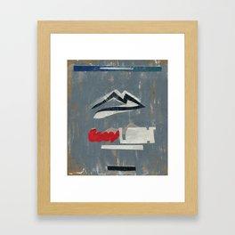 Coors Light Framed Art Print