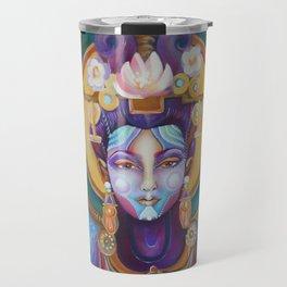 Guan Yin Travel Mug