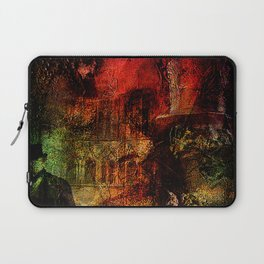 Whitechapel , first murder of Jack The Ripper Laptop Sleeve