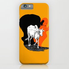 COW IS GOD Slim Case iPhone 6s