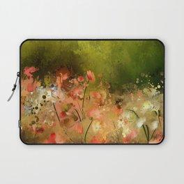 Flowers Of Corfu Laptop Sleeve