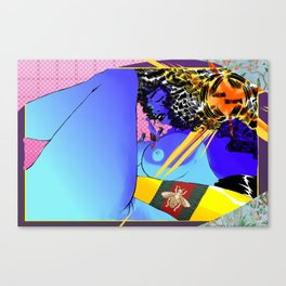 GUCCISSIMA Canvas Print
