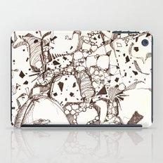 Paper and Pen iPad Case