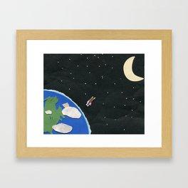 High Aspirations Framed Art Print