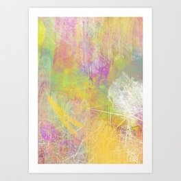 The Formation of Life Art Print