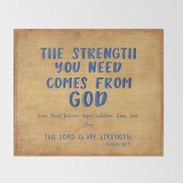 Inspirational Strength from Go...