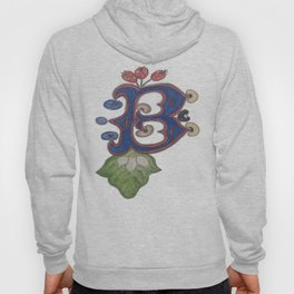 B is for Buffalo Berry Hoody