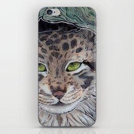 Pallas Cat iPhone Skin