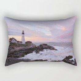 Portland Head Light Rectangular Pillow