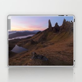 The Old Man of Storr Laptop & iPad Skin