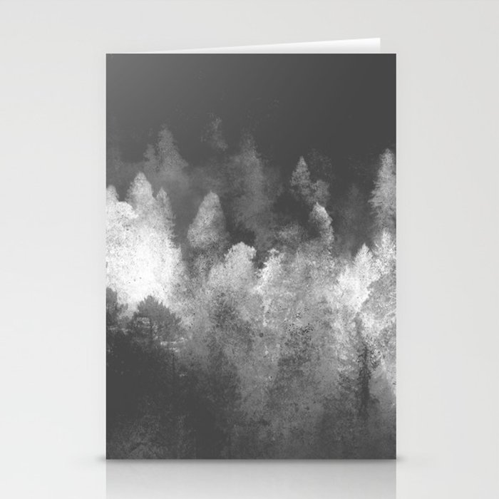 Chromatic Forest Nature Photography Stationery Cards