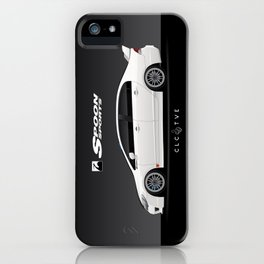 Spoon FD2 Civic Type R iPhone Case